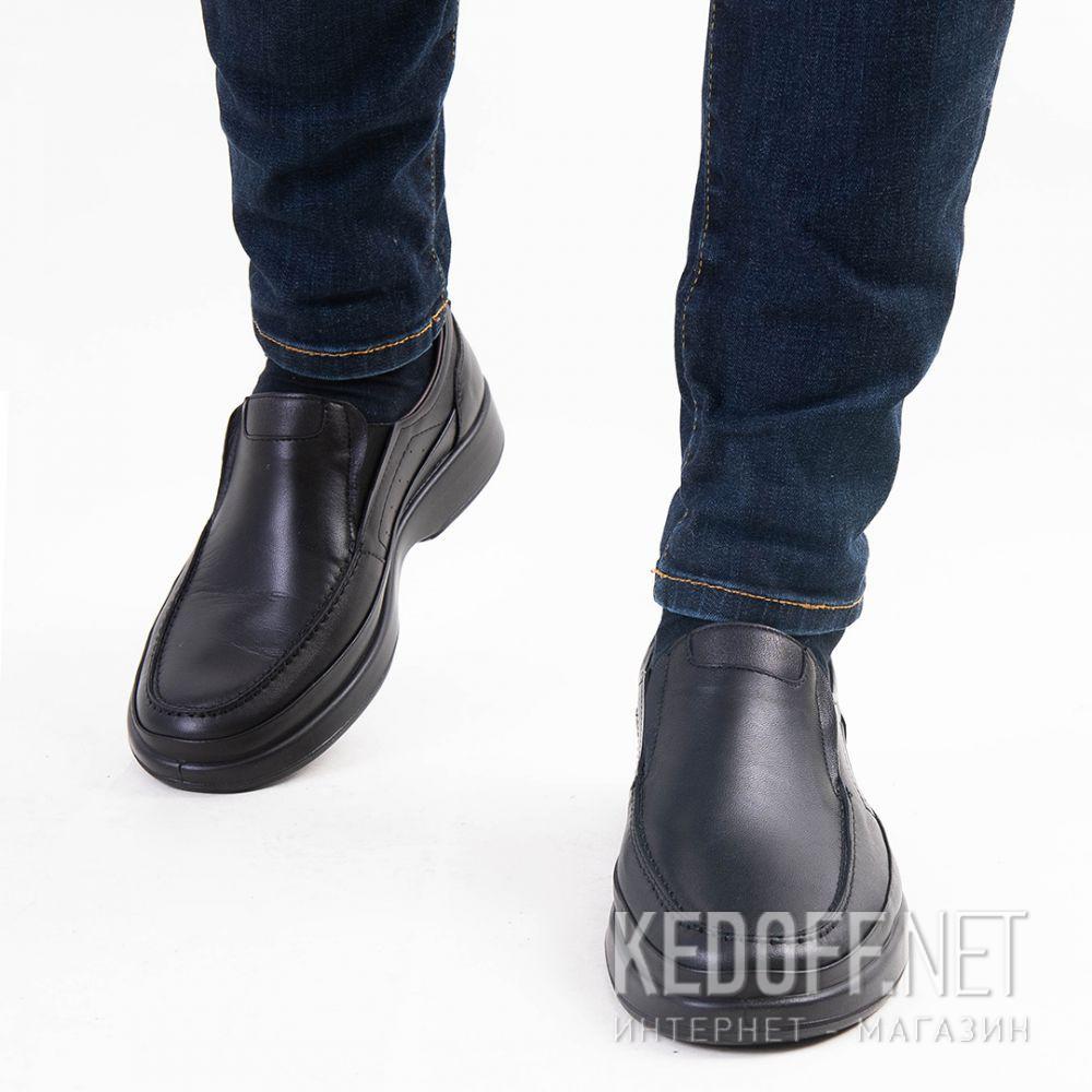 Мужские туфли Esse Comfort 085-01-27 все размеры