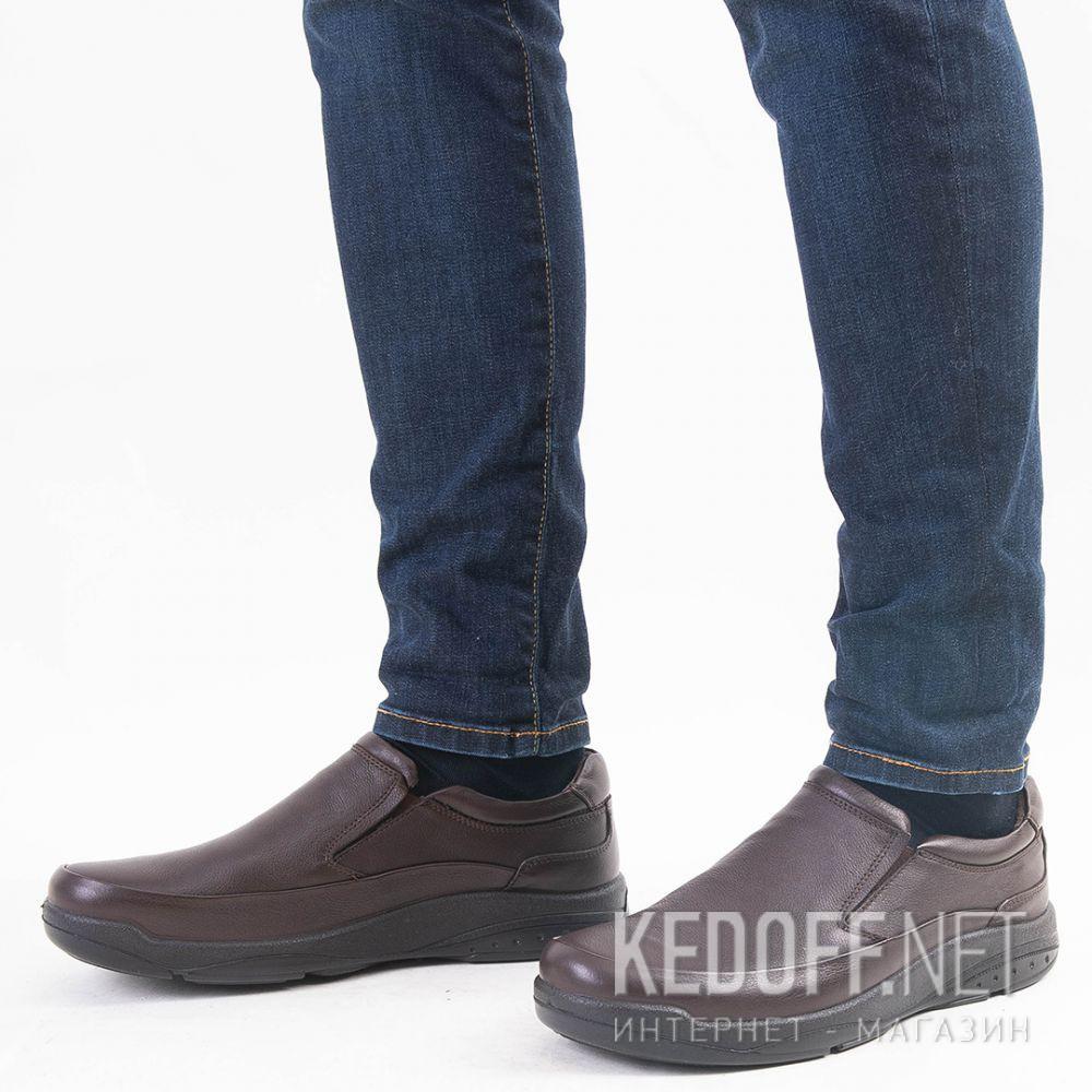 Мужские туфли Esse Comfort 15022-03-45 доставка по Украине