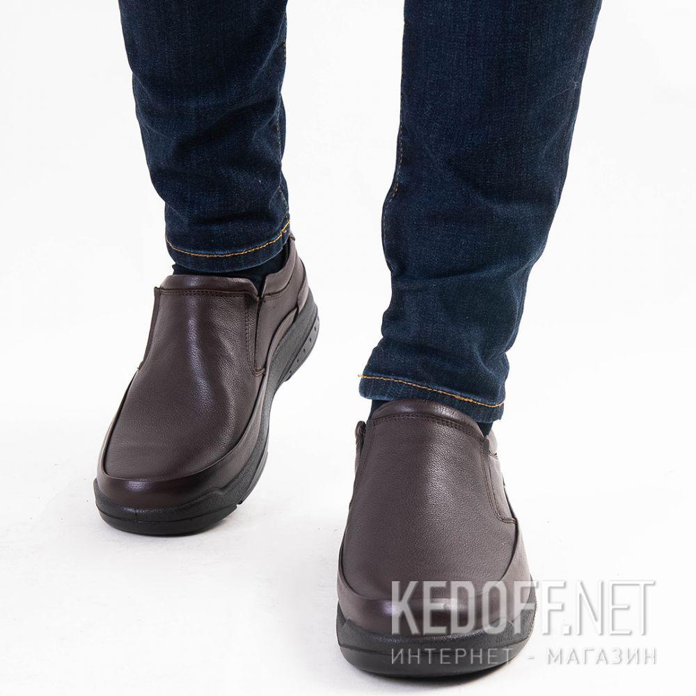 Мужские туфли Esse Comfort 15022-03-45 все размеры