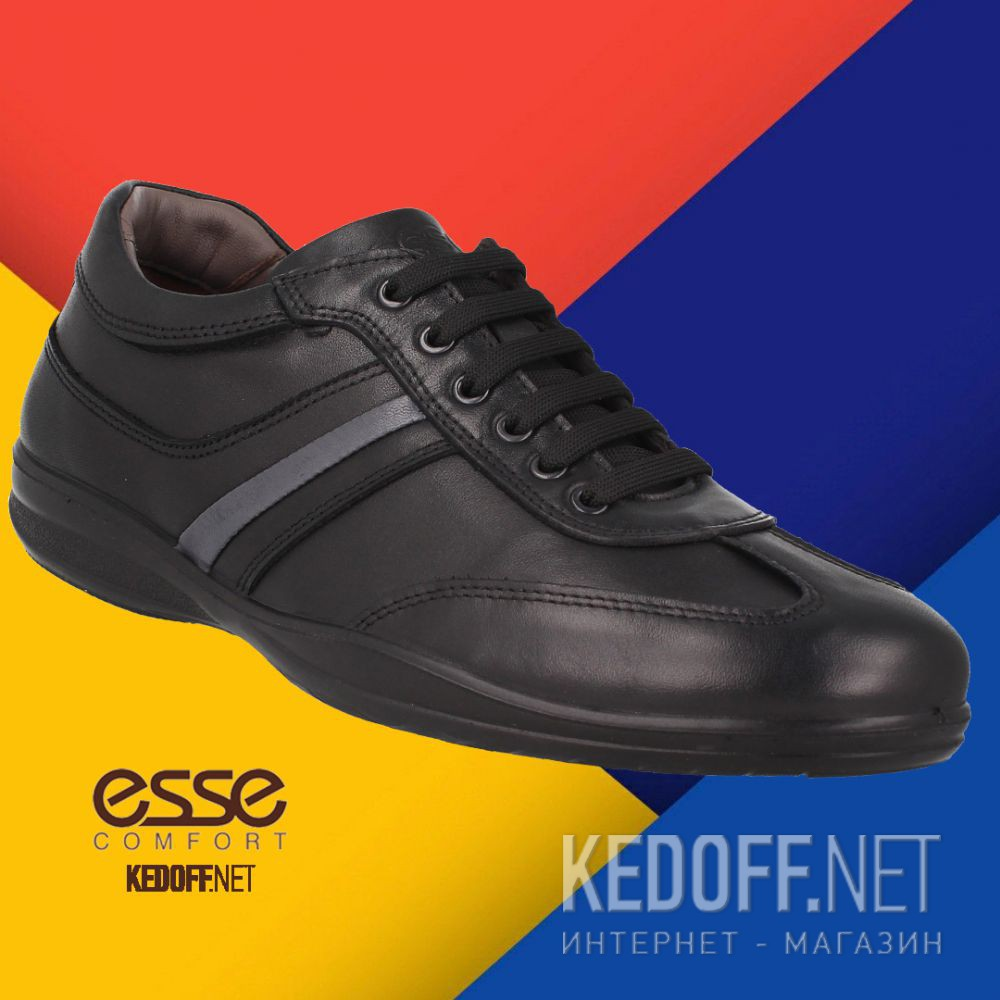 Доставка Мужские туфли Esse Comfort 23093-01-27