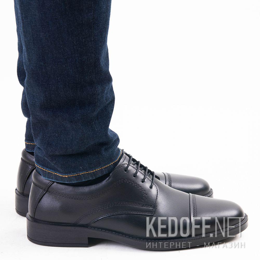 Мужские туфли Esse Comfort 28320-01-27 доставка по Украине