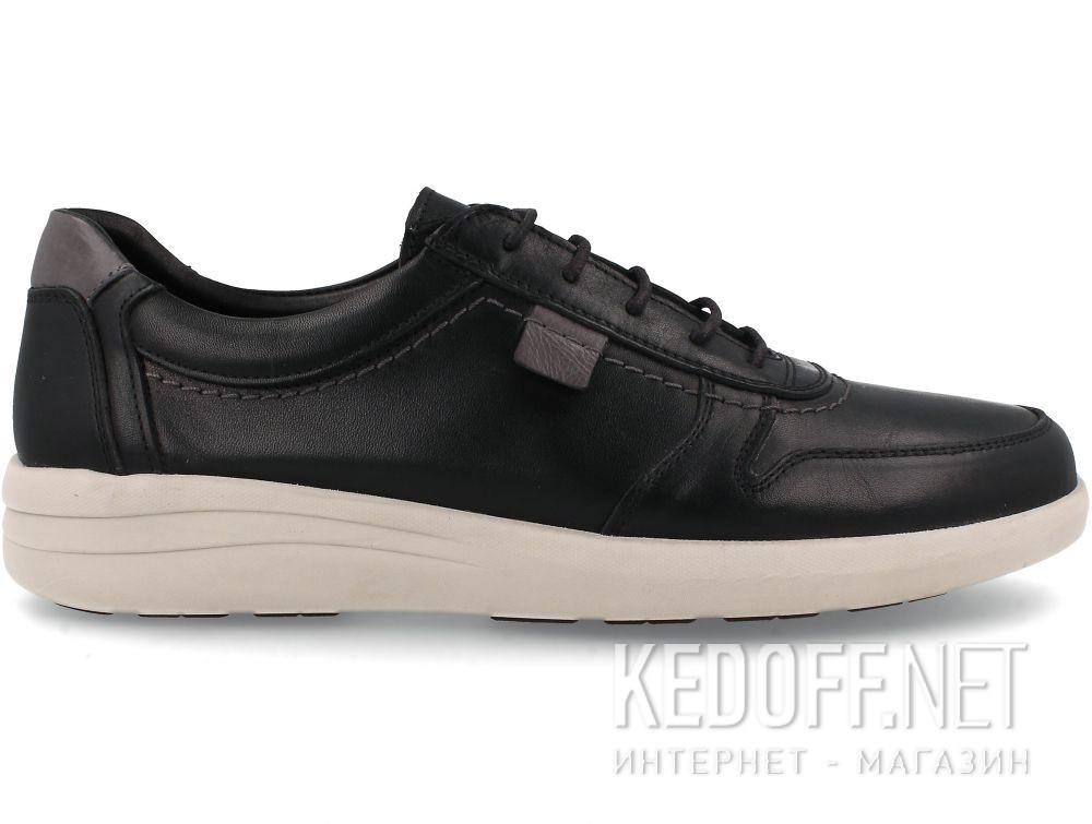 Мужские кожаные кроссовки Forester Eco Balance 2042-27 купить Украина