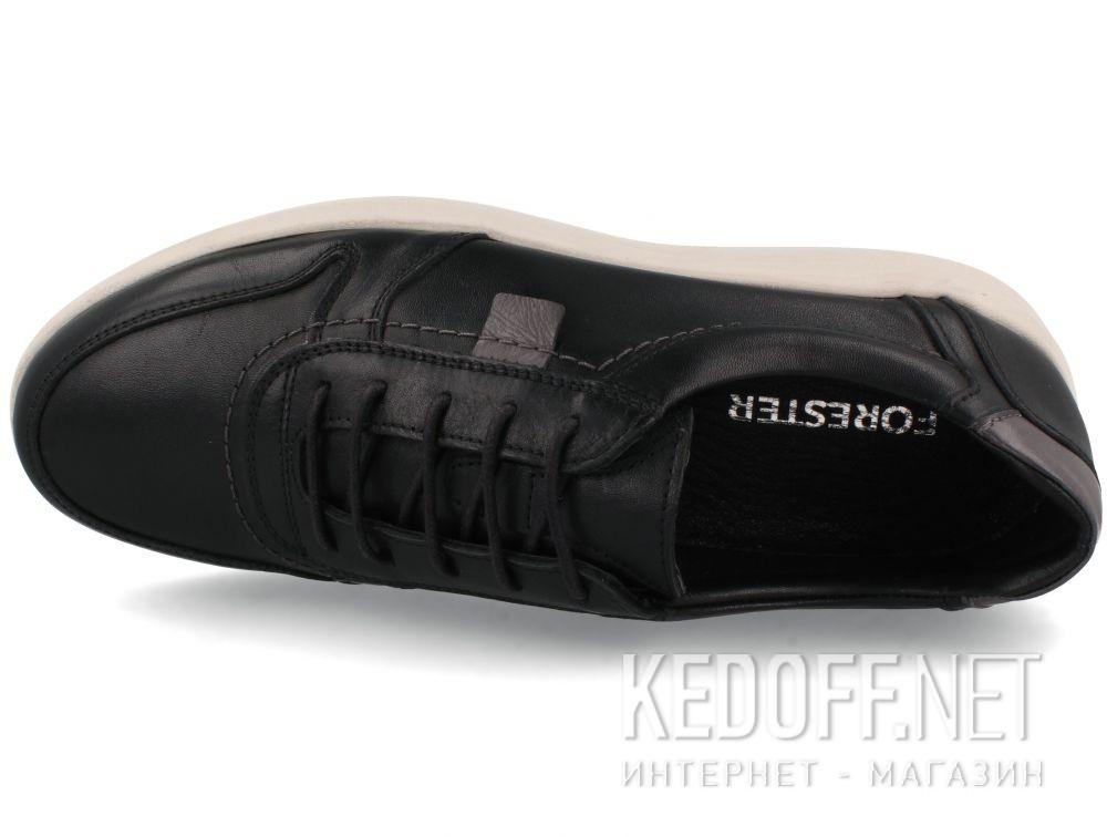 Мужские кожаные кроссовки Forester Eco Balance 2042-27 описание