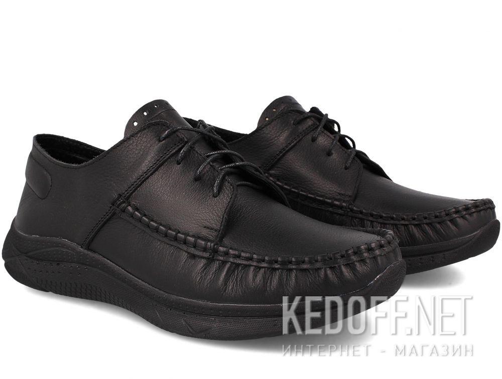 Мужские туфли Forester Eco Comfort 205-27 купить Украина