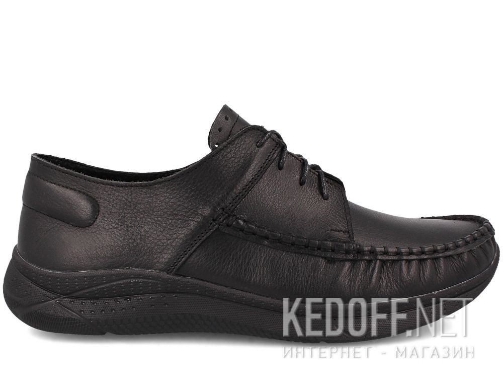 Мужские туфли Forester Eco Comfort 205-27 купить Киев