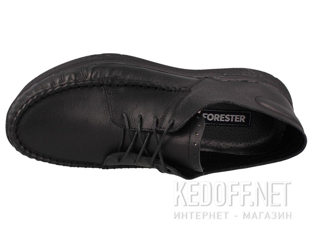 Мужские туфли Forester Eco Comfort 205-27 описание