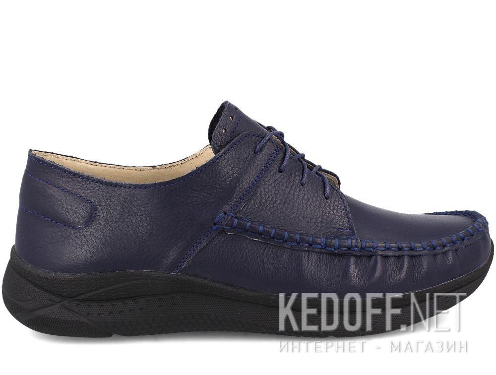Мужские туфли Forester Clark Navy 205-89 купить Киев