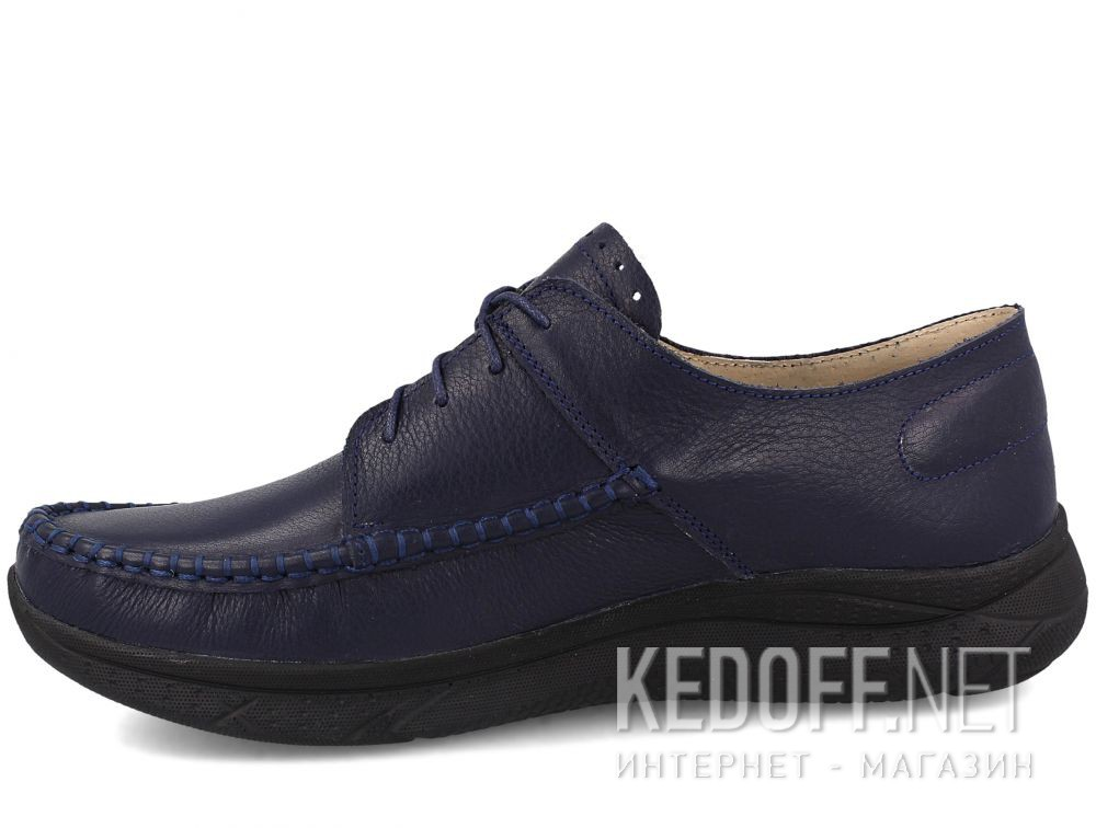 Оригинальные Мужские туфли Forester Clark Navy 205-89