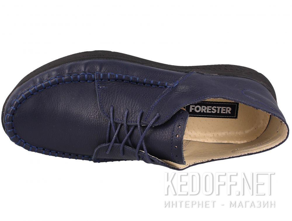 Мужские туфли Forester Clark Navy 205-89 описание