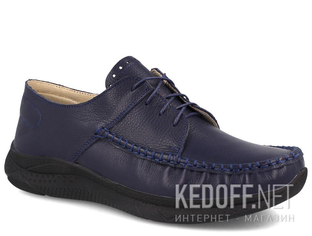 Купить Мужские туфли Forester Clark Navy 205-89