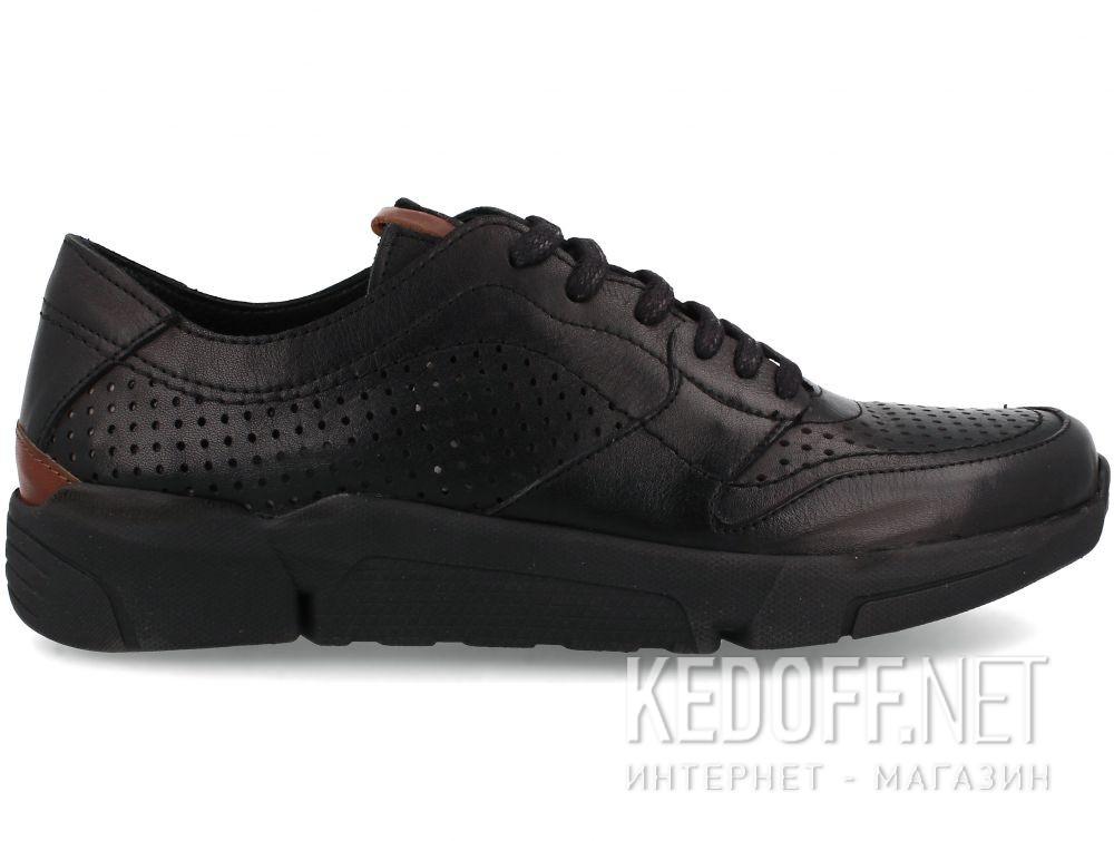 Мужские кожаные кроссовки Forester Eco Balance 4104-27 купить Украина