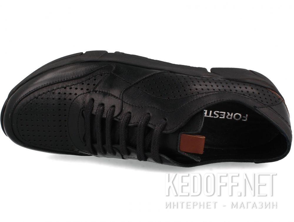 Мужские кожаные кроссовки Forester Eco Balance 4104-27 купить Киев