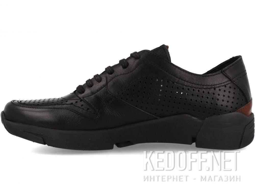 Оригинальные Мужские кожаные кроссовки Forester Eco Balance 4104-27