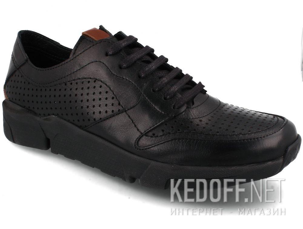 Купить Мужские кожаные кроссовки Forester Eco Balance 4104-27