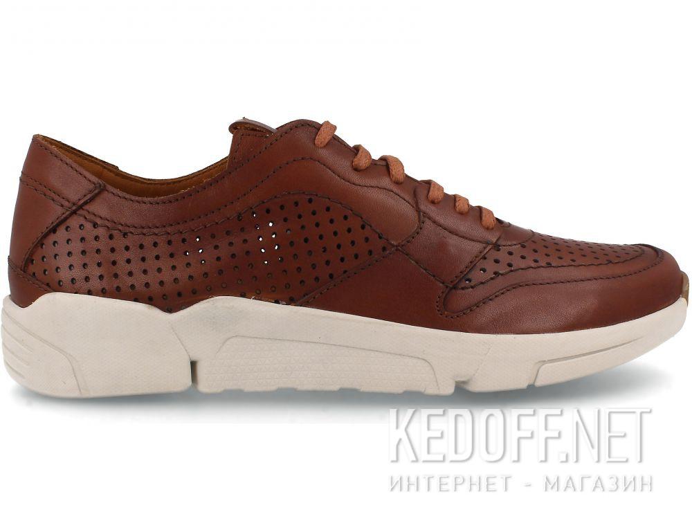Мужские кожаные кроссовки Forester Eco Balance 4104-45 купить Украина