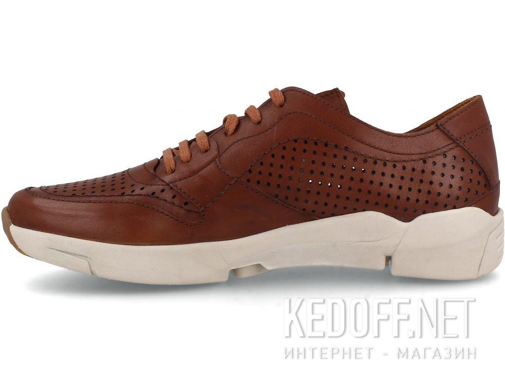 Мужские кожаные кроссовки Forester Eco Balance 4104-45 купить Киев