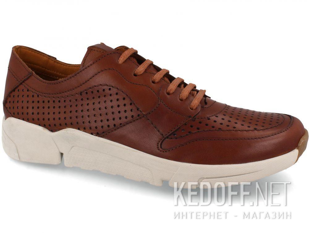 Купить Мужские кожаные кроссовки Forester Eco Balance 4104-45