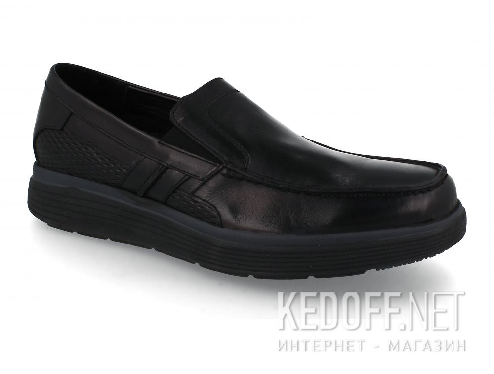 Мужские туфли Forester Soft Step 4406-27 Light Sole
