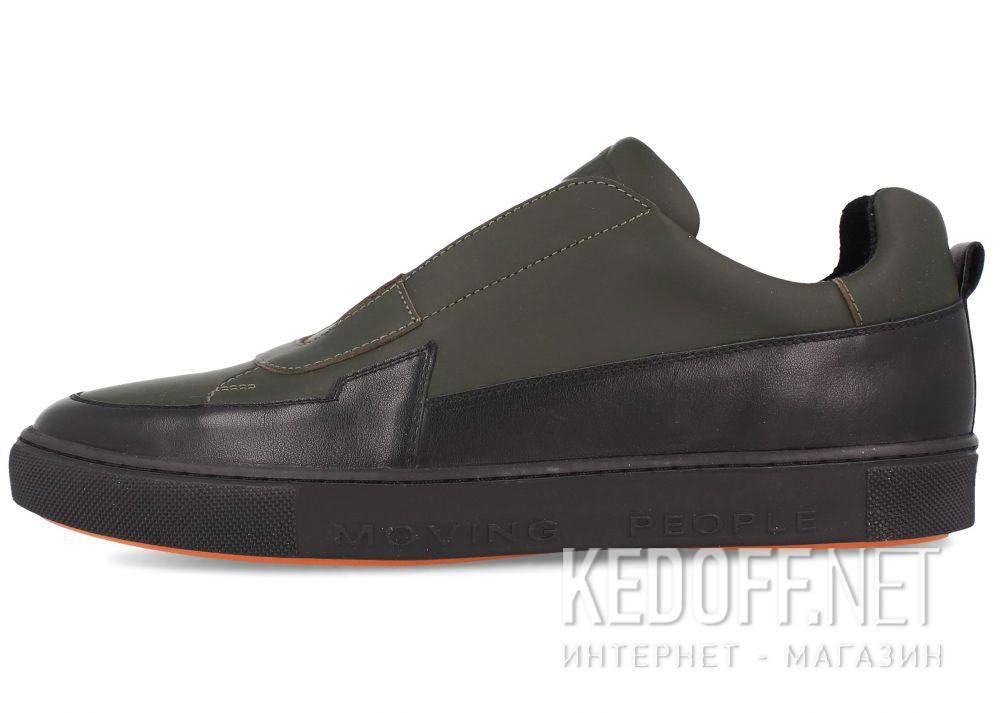 Чоловічі туфлі Forester 604-6 купити Україна