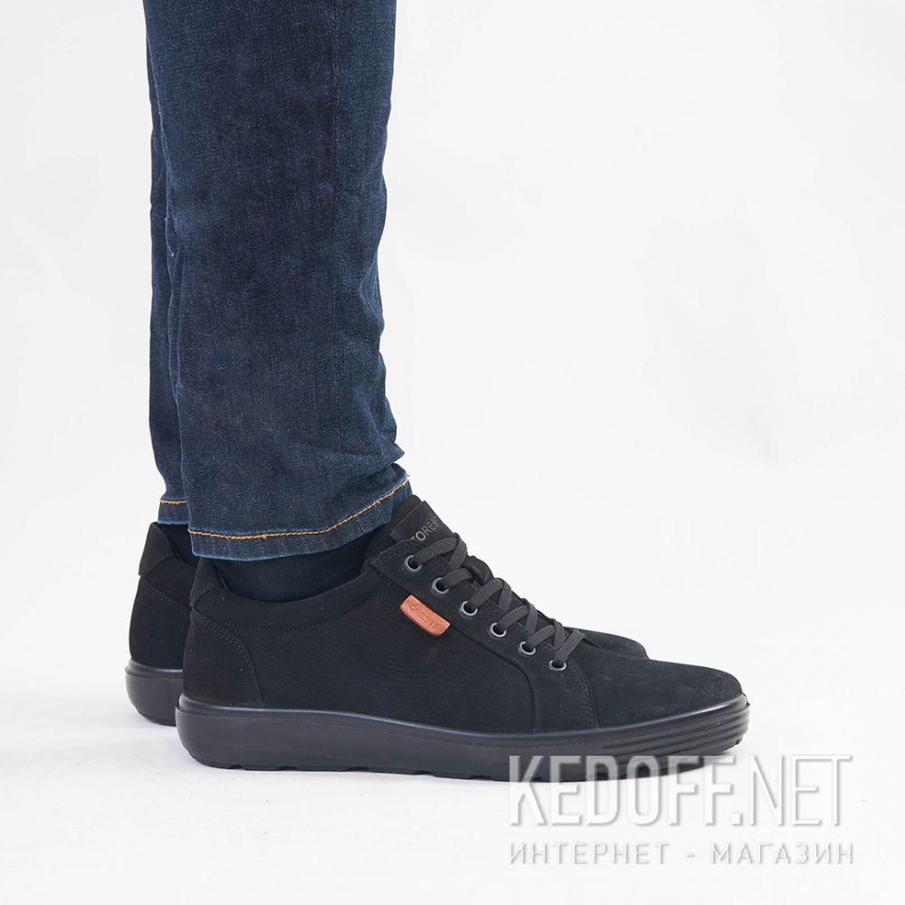Мужские туфли Forester Flex 450104-27 доставка по Украине