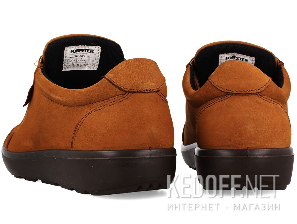Мужские туфли Forester Flex 450104-45 все размеры
