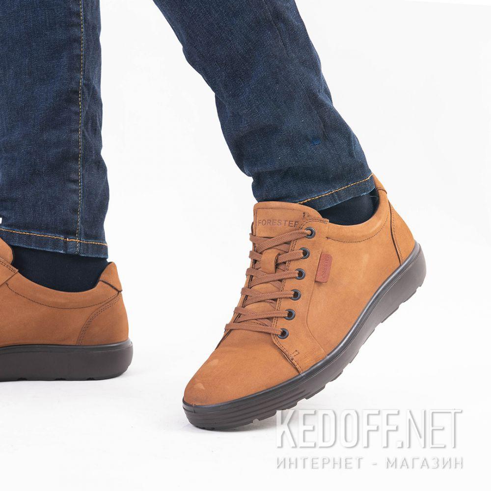 Мужские туфли Forester Flex 450104-45 доставка по Украине