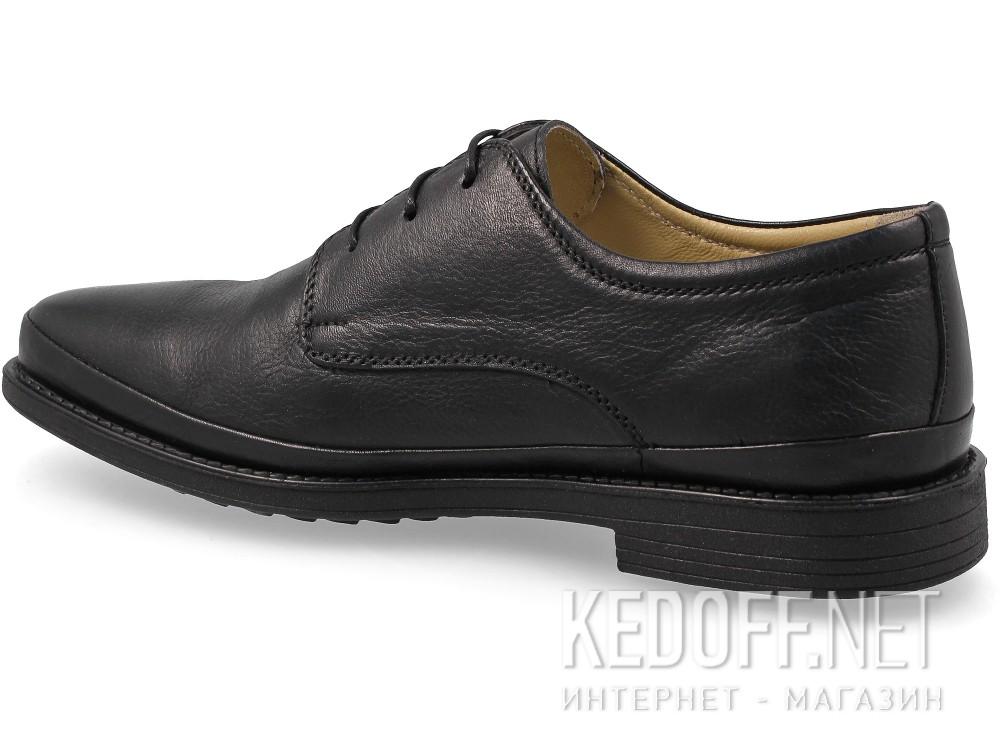 Men's shoes Greyder Office 60401-27 Black leather
