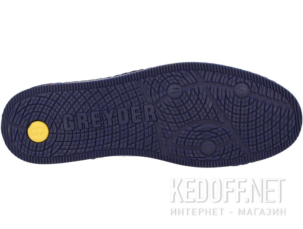 Мужские туфли Greyder 7Y1CA11972-37   (серый) купить Киев