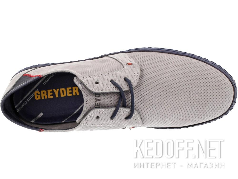 Оригинальные Мужские туфли Greyder 7Y1CA11972-37   (серый)
