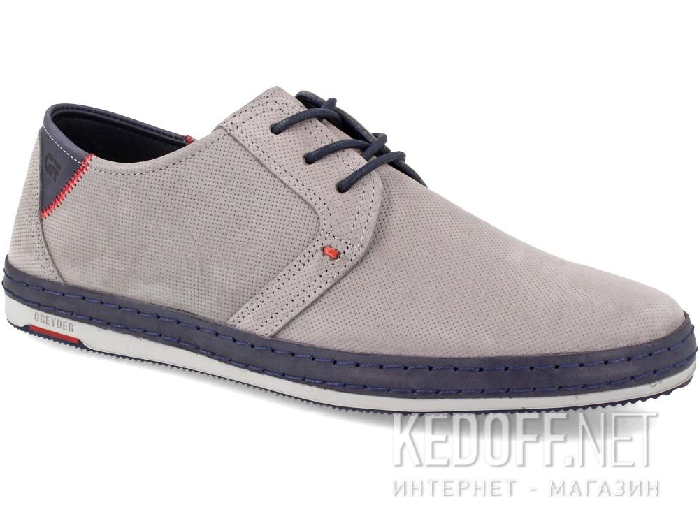 Купить Мужские туфли Greyder 7Y1CA11972-37   (серый)