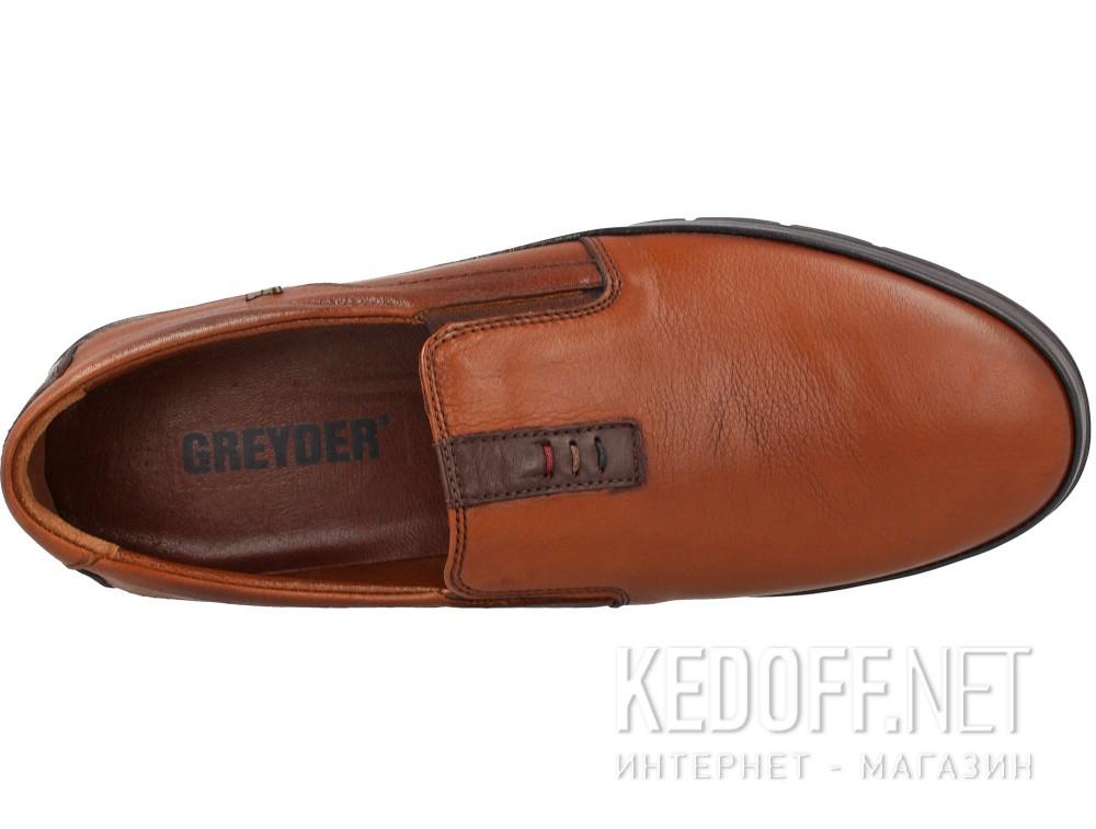 Оригинальные Мужские классические туфли Greyder 7Y1CA60341-45   (коричневый)
