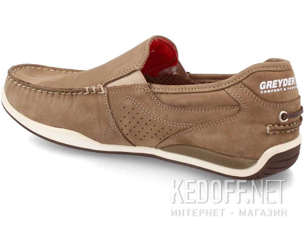 Мужские классические туфли Greyder 7Y1MA00105-449   (оливковий) купить Украина