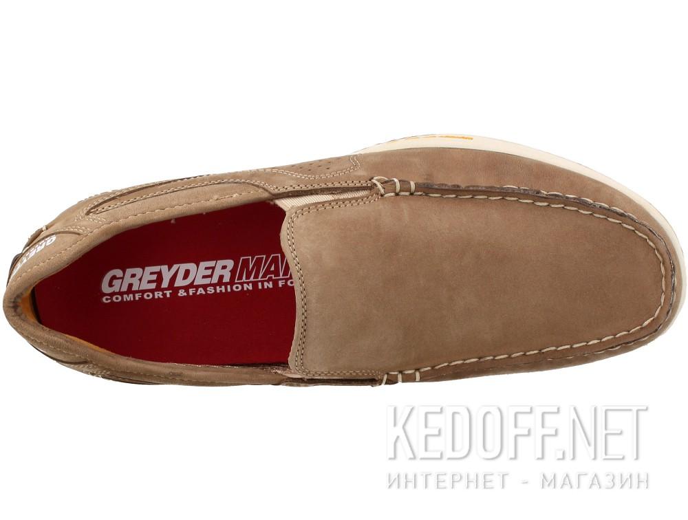 Оригинальные Мужские классические туфли Greyder 7Y1MA00105-449   (оливковий)