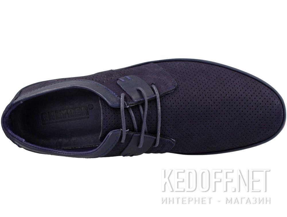 Оригинальные Мужские туфли Greyder 7Y2CA60130-89   (синий)