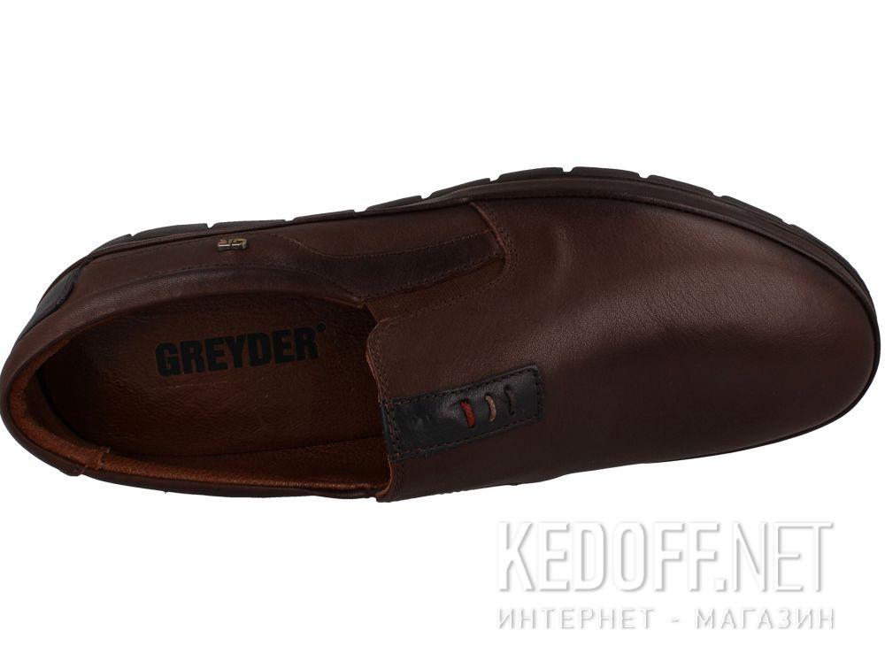 Мужские туфли Greyder 8Y1FA60341-45 описание