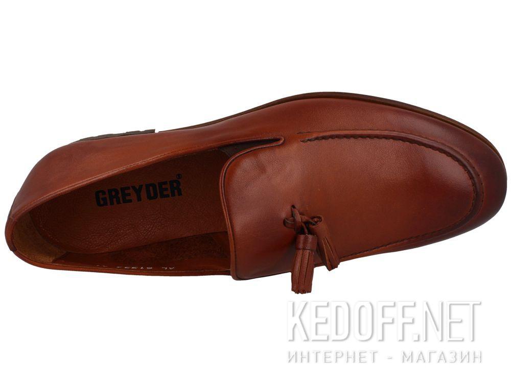 Мужские туфли Greyder 8Y1KA61333 описание