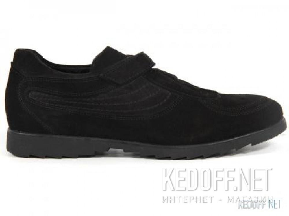 Мужские туфли Subway 342-3358   (чёрный) описание