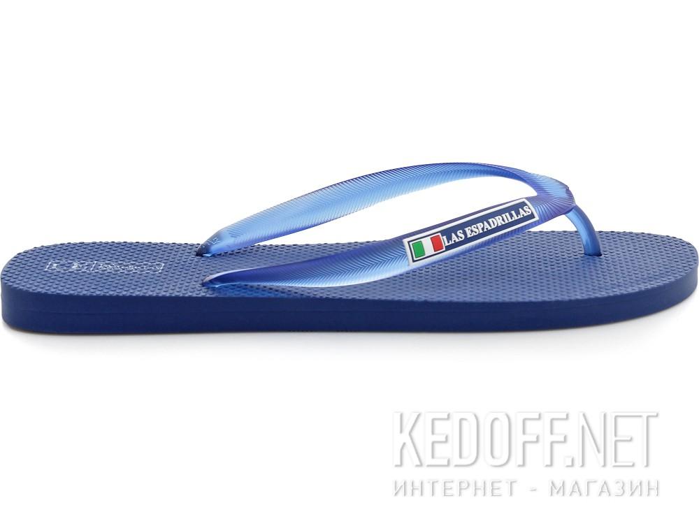 Чоловічі в'єтнамки Las Espadrillas Rimini Uomo Royal 7223-89 Made in Italy
