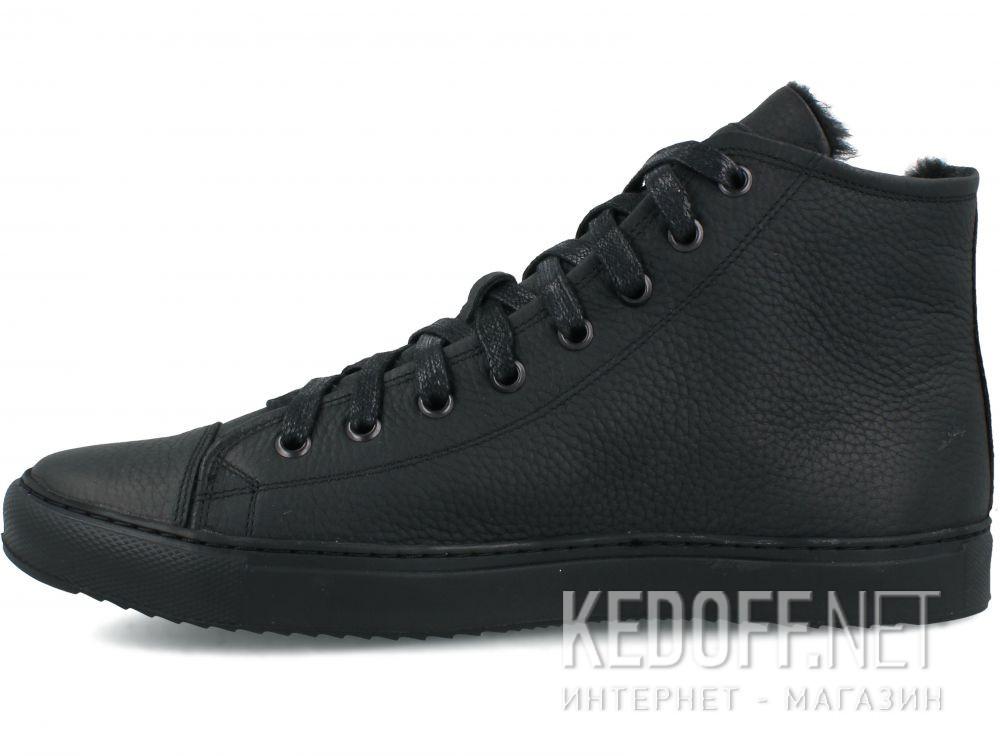 Мужские кеды Forester Whool Blck 132125-2784   (чёрный) купить Киев