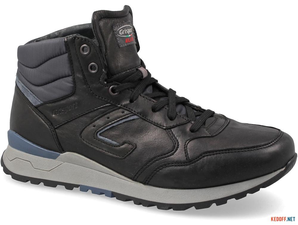 Чоловічі зимові кросівки Grisport 42903D9 Made in Italy