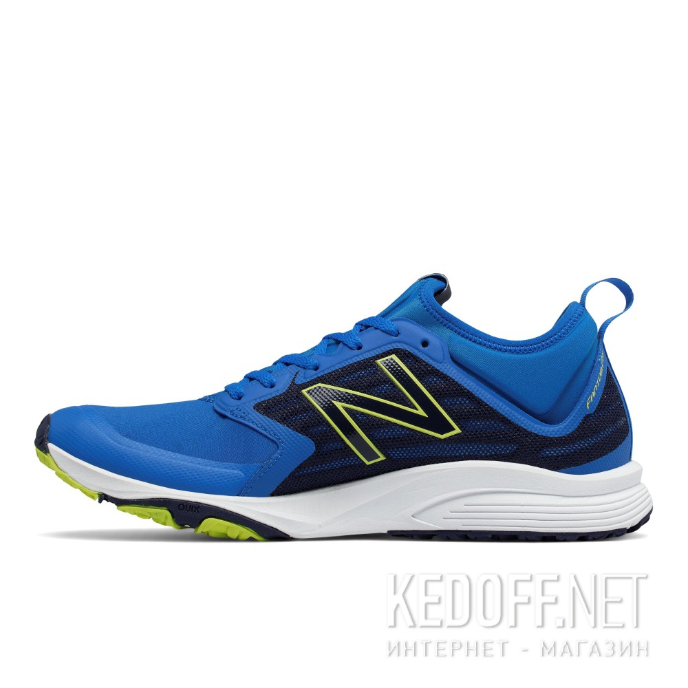 Мужские кроссовки New Balance MXQIKBB2   (синий) купить Киев
