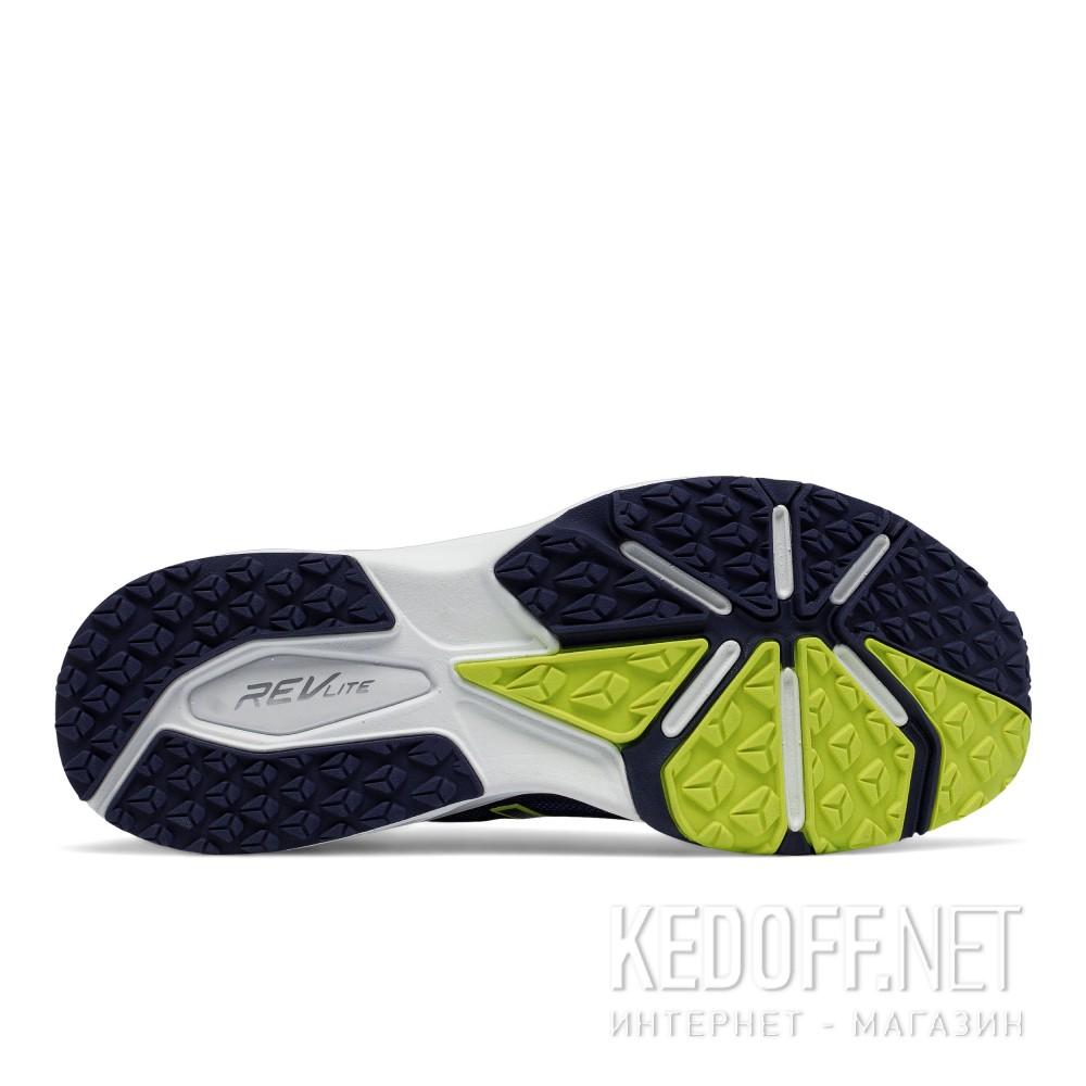 Мужские кроссовки New Balance MXQIKBB2   (синий) описание