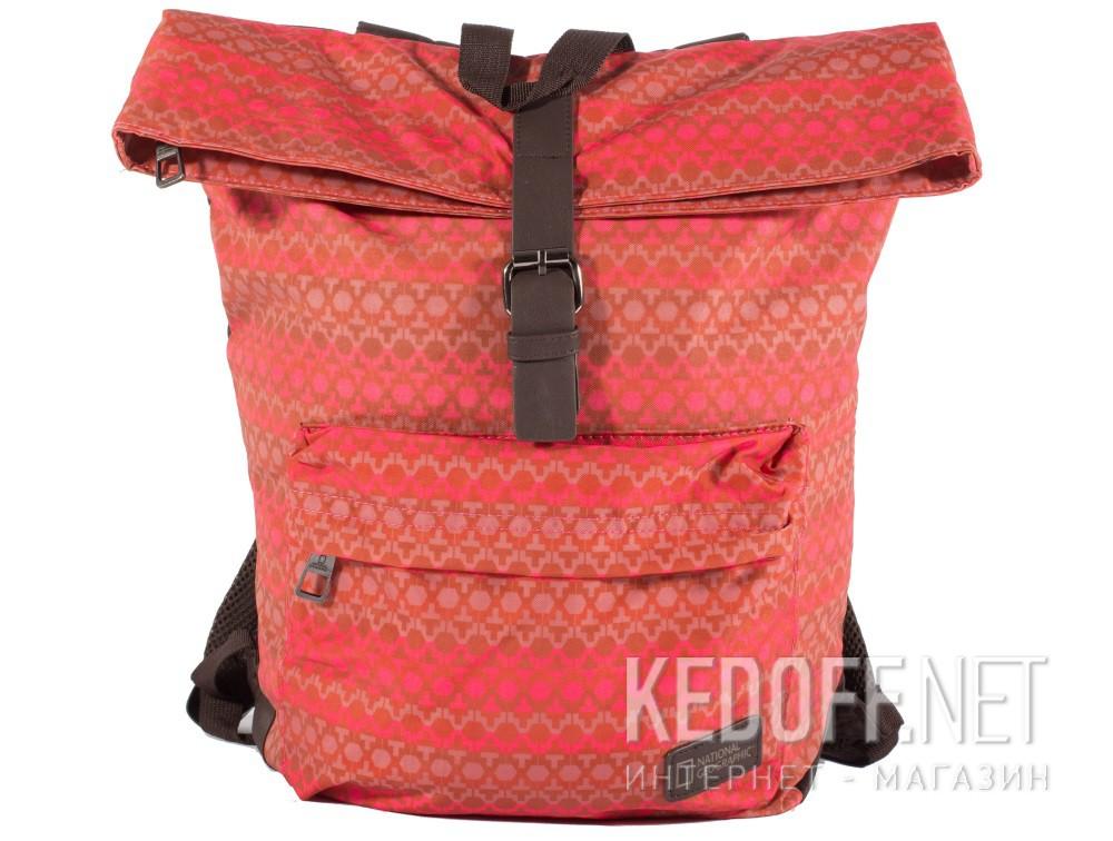 Купить Рюкзаки NATIONAL GEOGRAPHIC Topic N07003-35   (красный)