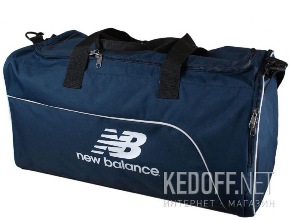 Купить Сумки спортивние New Balance 500042-400   (синий)