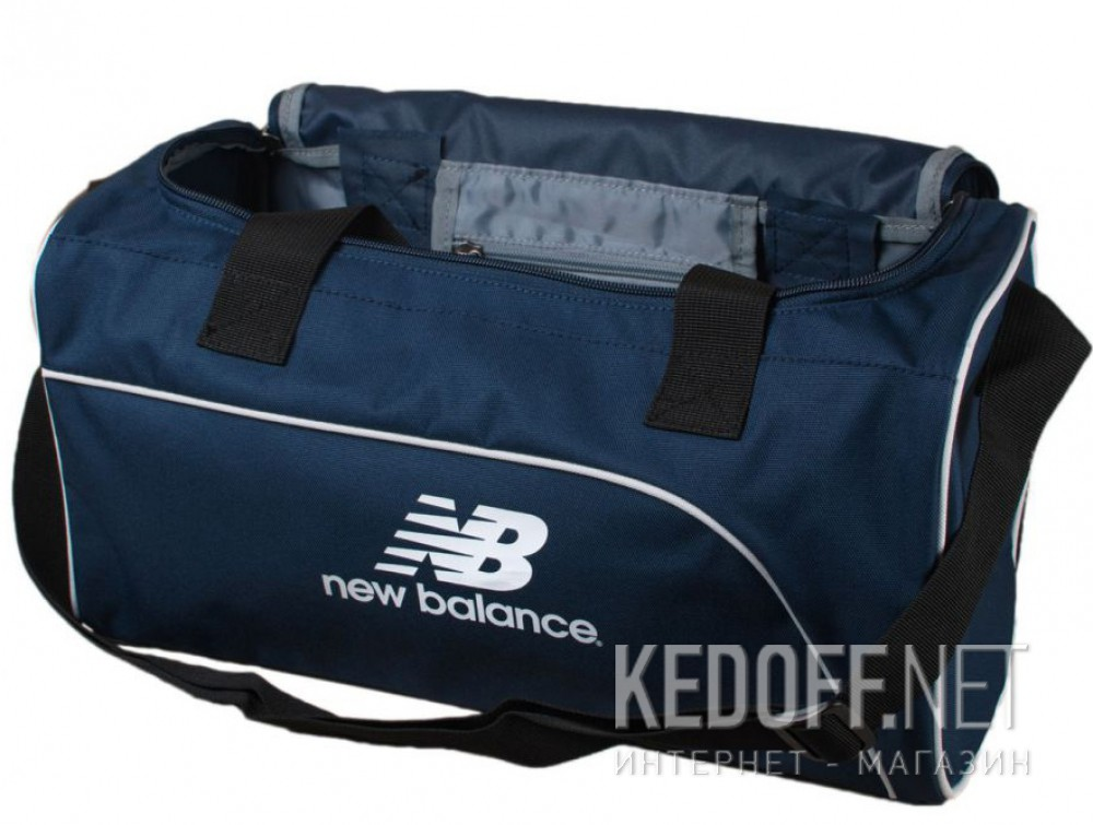 Сумки спортивние New Balance 500043-400   (синий) купить Украина