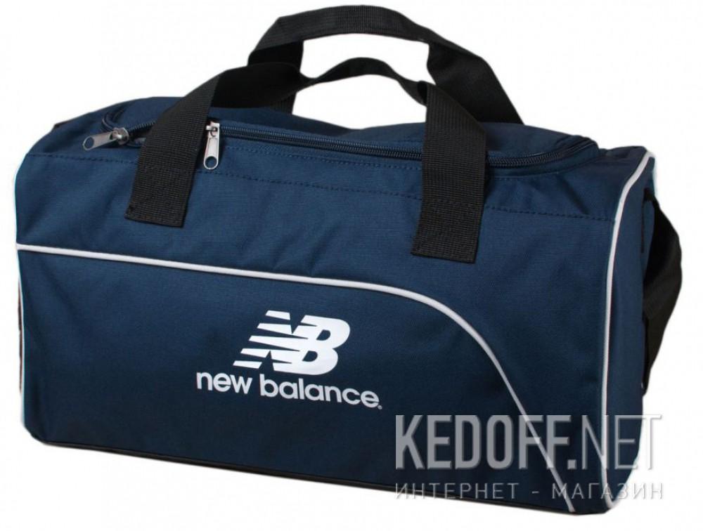 Купить Сумки спортивние New Balance 500043-400   (синий)