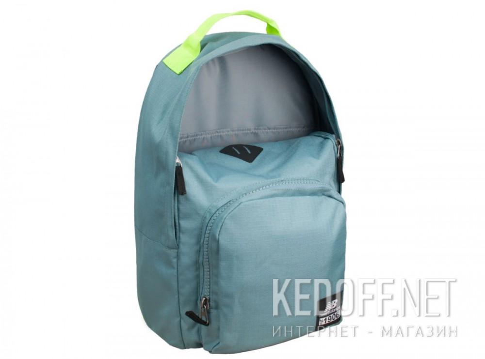 Рюкзак New Balance 500047-043 унисекс   (голубой/серый) купить Украина