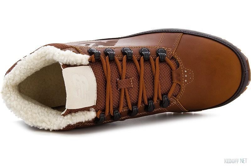 Зимние кроссовки New Balance H754LFT   все размеры