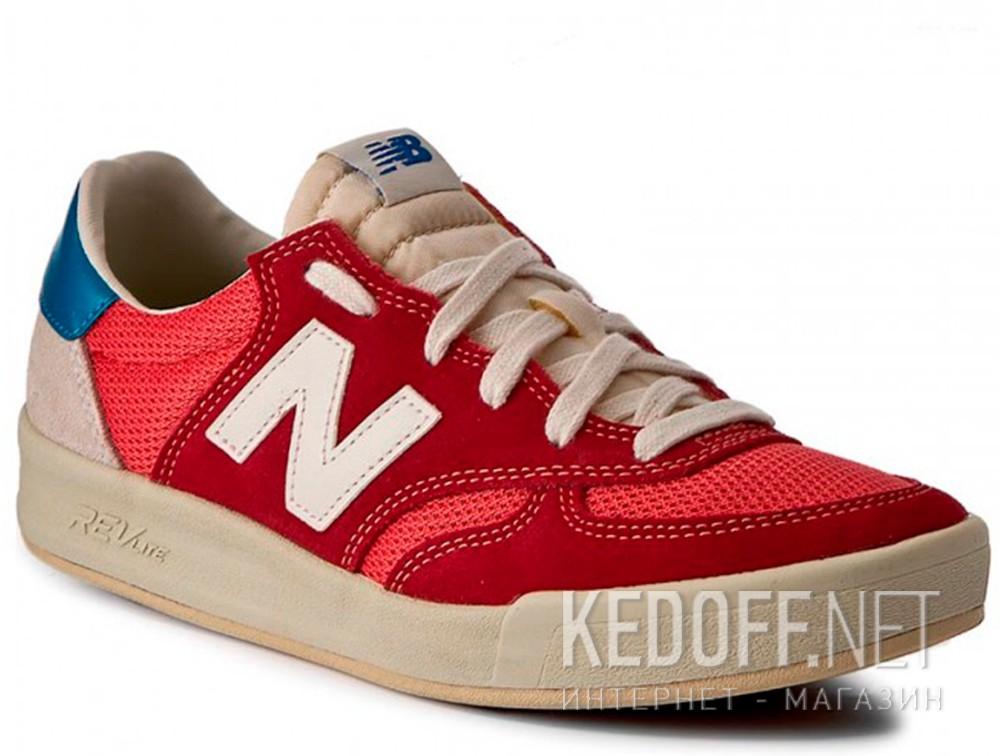 Купить Мужские кеды New Balance CRT300AR   (красный)