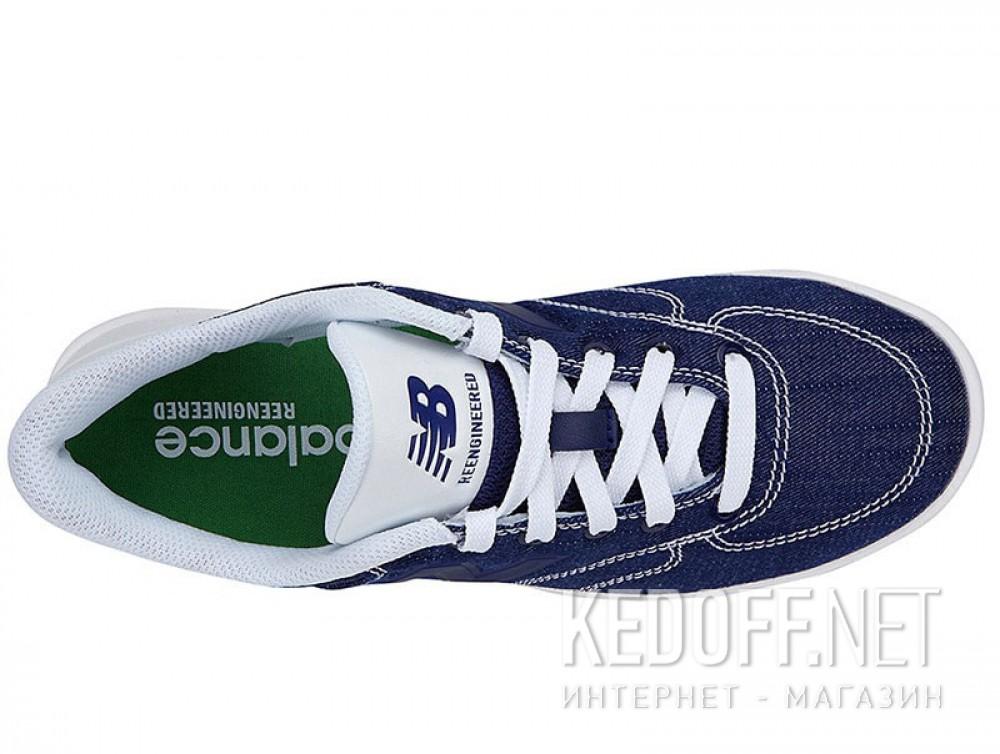 Оригинальные Мужские кроссовки New Balance CRT300RK   (синий)